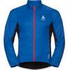 Odlo Fujin Jacket Men energy blue-black